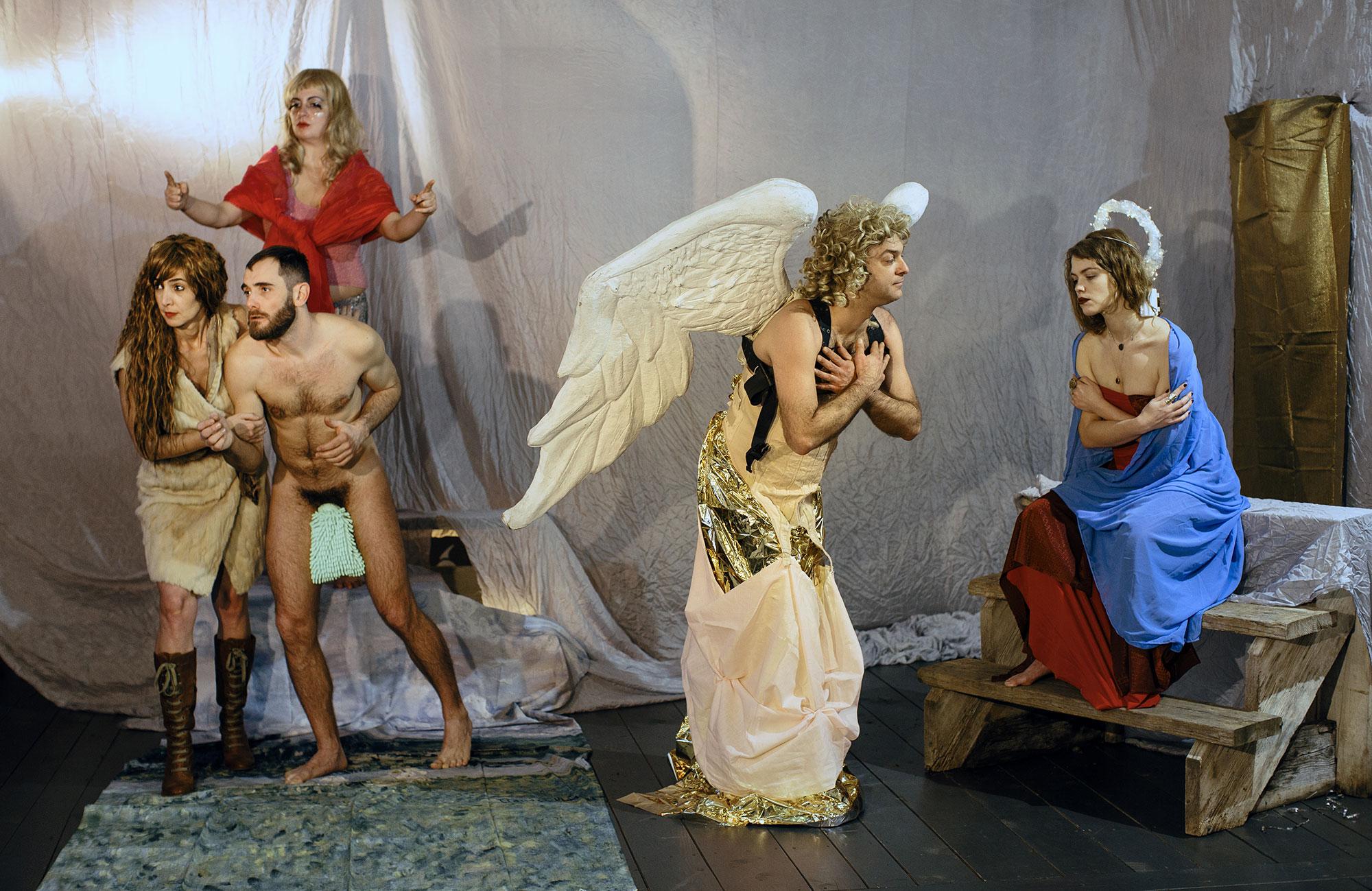Nativity-Scene—Annunciazione